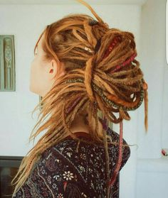 Beautiful #dreads