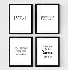 Nursery Quotes. See more at www.tinydetails.co. Nursery art, nursery décor, nursery quotes, modern nursery, nursery artwork, kids, baby, and nurseries all at www.tinydetails.co