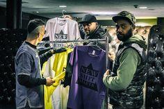 #NSMWear #NewWearCollection Mafia, Baseball Cards, News, How To Wear, Collection, Urban, Athlete