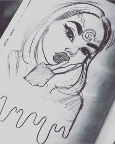 drawings drawing easy lorre christina draw sketches cartoon sketch instagram rawsueshii step pencil es anime illustration si explore sketching mis