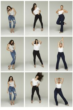 Plus Size Jeans at Simply Be – Plus Size Fashion for Women – – Plus Size Models Model Poses Photography, Plus Size Photography, Photography Women, Photography Ideas, Children Photography, Photo Portrait, Portrait Poses, Plus Size Jeans, Plus Size Fotografie