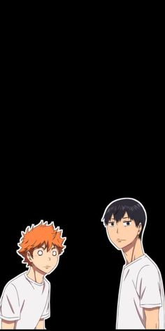 Haikyuu Kageyama, Haikyuu Funny, Haikyuu Fanart, Haikyuu Anime, Kagehina, Hinata, Cool Anime Wallpapers, Cute Anime Wallpaper, Animes Wallpapers