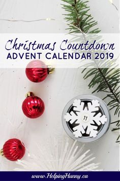 We're excited to cuontdown to Christmas with you again! Adding some fun, donations & kindness to our Christmas Coutndown Advent Calendar brings joy to the whole season! Homemade Christmas Presents, Homemade Christmas Decorations, Diy Holiday Gifts, Christmas Crafts For Gifts, Christmas Countdown, Countdown Calendar, Advent Calendar, Simple Christmas, Christmas Bulbs