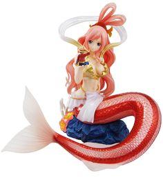 One Piece Pop Princess Shirahoshi Ex Model Pvc Figure