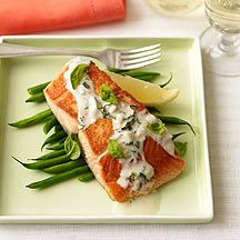 9 Points Plus but it is an entree. AND its cream sauce on salmon on plan. Win Win Win.