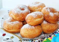 Donuts, ricetta dolce Noce Di Burro