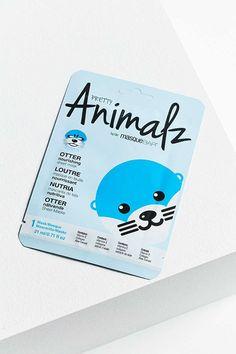 Slide View: 1: Look Beauty Pretty Animalz Sheet Mask