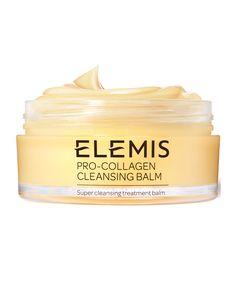 Elemis | Pro Collagen Cleansing Balm | Cult Beauty Cleansing Milk, Omega Oils, Flower Oil, Sweet Almond Oil, Active Ingredient, Good Skin