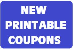 New Coupons for 4/5/17 - Savingstar, Coupons.com, Hopster, More