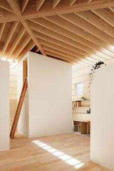 light walls house ~ ma style