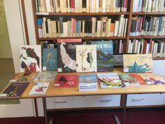 Exposición de libros infantiles