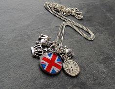 british necklace.