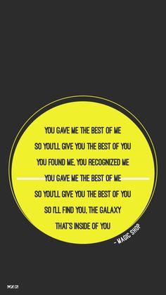 BTS Magic Shop lyrics BTS lock screen Lock screen and background … – BTS Wallpapers Bts Song Lyrics, Bts Lyrics Quotes, Motivational Wallpaper, Motivational Quotes, Inspirational Quotes, Wall Quotes, Bts Wallpaper Lyrics, Wallpaper Quotes, Frases