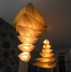 Garden Lamps, Autumn Leaves, Falling Leaves, Table Lamp, Sculpture, Studios, Lighting, Architecture, Oasis