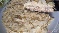 Švédský mandlový dort bez mouky jako z Ikei - snadnevareni