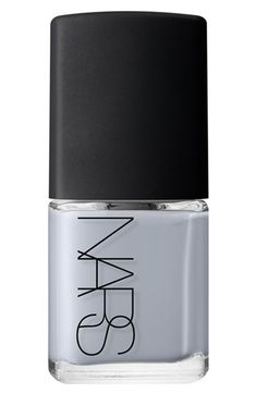 Nars grey polish.