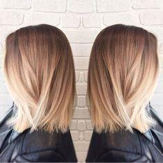 50 heißeste gerade Frisuren für kurze, mittlere, lange Haare