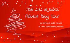 La lettrice sulle nuvole: Advent Blog Tour
