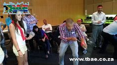 Old Mutual Minute To Win It Team Building Cape Town #MinuteToWinIt #TBAE #TeamBuilding #OldMutua