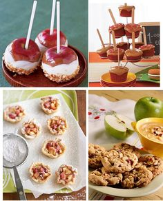 Apple themed recipes