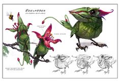 Concepts - Chad Weatherford Concept Art/Illustration