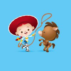 Súper cute toy story