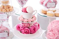 High Tea Bridal Shower | Styled By Coco