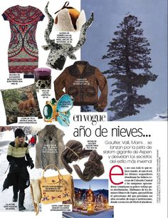 Vogue España 2010, con cojín de carmenladecoradora.es