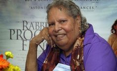 """""""Doris Pilkington Garimara AM (born Nugi Garimara; c. 1 July 1937 – 10 April 2014), also known as Doris Pilkington, was an Australian author. She was best known for her 1996 book Follow the Rabbit-Proof Fence, a story of three Aboriginal girls, among them Pilkington's mother, Molly Craig, who escaped from the Moore River Native Settlement in Western Australia and travelled for nine weeks to return to their family."""""""