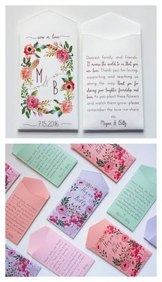 Check Out These Pretty Packets For Fancy DIY Wedding Favours
