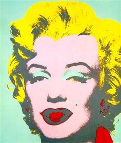 Marilyn - Andy Warhol - - Pop Art, 1967