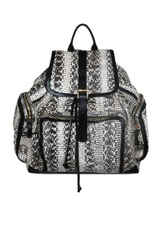 Pierre Hardy watersnake backpack. Definitely on trend for spring. @GloMSN http://glo.msn.com/style/cheat-sheet-spring-2012-7351.gallery