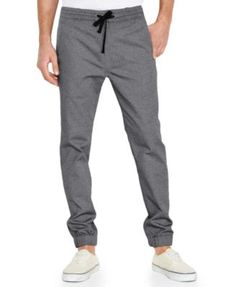 Levi's Men's Relaxed-Fit Joggers, Marled Grey