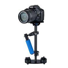 SK-500 Camera Stabilizer Adjustable Plate Carbon Fiber Slider Professional Stabilizer for Camera//DV//DSLR//Camcorder