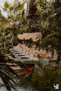 Enchanting Jungle Dinner at Acre, Baja. Private jungle area for an intimate wedding or private celebration. #wedding #destinationwedding #baja #acre #acrebaja #junglefever