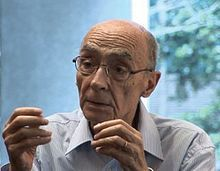 José de Sousa Saramago (16 November 1922 – 18 June 2010) was a Portuguese writer and recipient of the 1998 Nobel Prize in Literature.