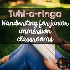 Handwriting worksheets that follow the Maori Alphabet suitable for New Zealand classrooms.  These handwriting worksheets are suitable for junior Maori immersion or bilingual classrooms. No longer do you have to trawl through English handwriting worksheets for your tamariki!