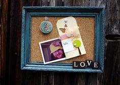 bulletin board frame
