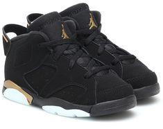 Air Jordan 6 Retro suede sneakers Retro Sneakers, Suede Sneakers, Sneakers Nike, Nike Kids, Nike Huarache, Sport Outfits, Sports Apparel, Running, Air Jordan