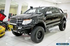 More than 17800 cars are available for sale on our site. You can find new and used cars for sale in Canada, Australia, United States and Great Britain. Listing such popular brands like Ford, Chevrolet and BMW. Ford Ranger 2012, Ford Ranger Raptor, Ford Raptor, Ford Pickup Trucks, Lifted Trucks, Ford Ranger Wildtrak, Cadillac Escalade, Car Travel, Ford Motor Company