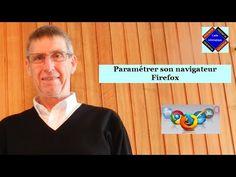 paramétrer son navigateur firefox - YouTube