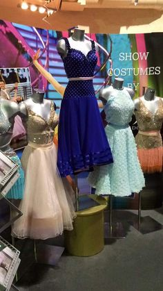 Dresses from DSI London