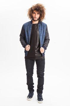 Je stoere leather look maar je helemaal compleet op http://www.miinto.nl/guide-m