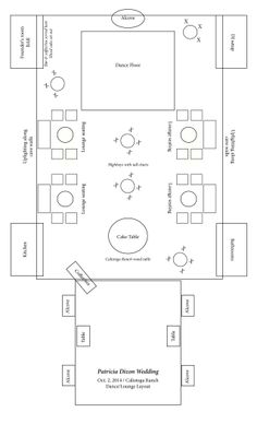 Cave lounge schematic