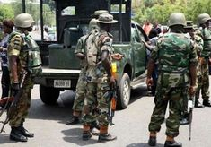 Four soldiers die as troops launch offensives against Boko Haram factions