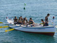 Las barcas de Jábega | Asociación del Remo Tradicional