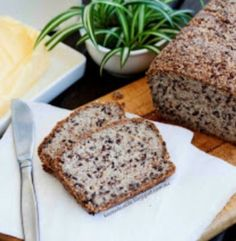 Luving Life Bread (paleo, egg free, gluten free) | Cooked Well