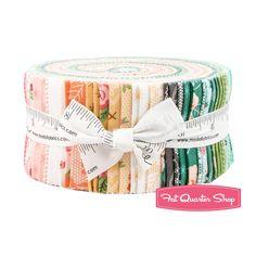 Sugar Pie Jelly Roll Reservation <br/>Lella Boutique for Moda Fabrics