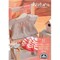 Catalogue Natura Bébé DMC Printemps été 2014