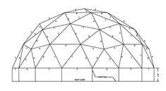 Dome Plans and Sizes - Natural Spaces Domes